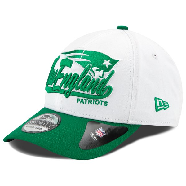New Era St Pats Word Class 39Thirty Structured Flex Cap
