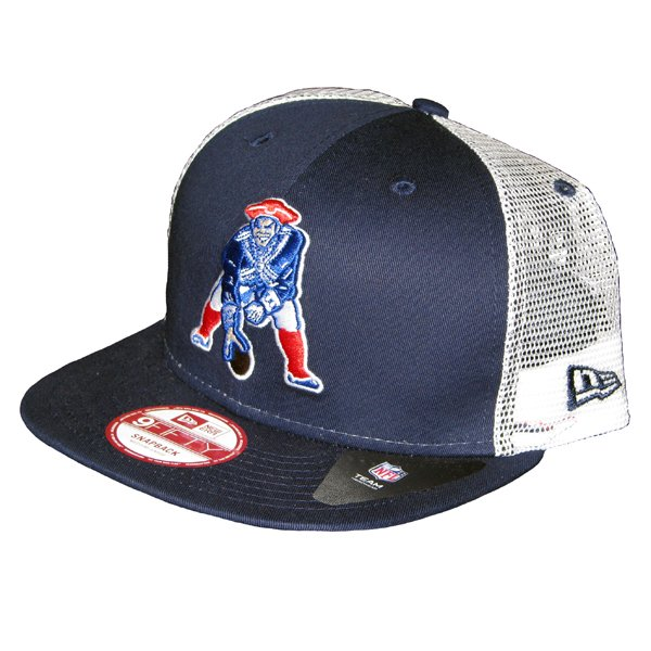 New Era Throwback 9Fifty Big Mesh Snap Cap