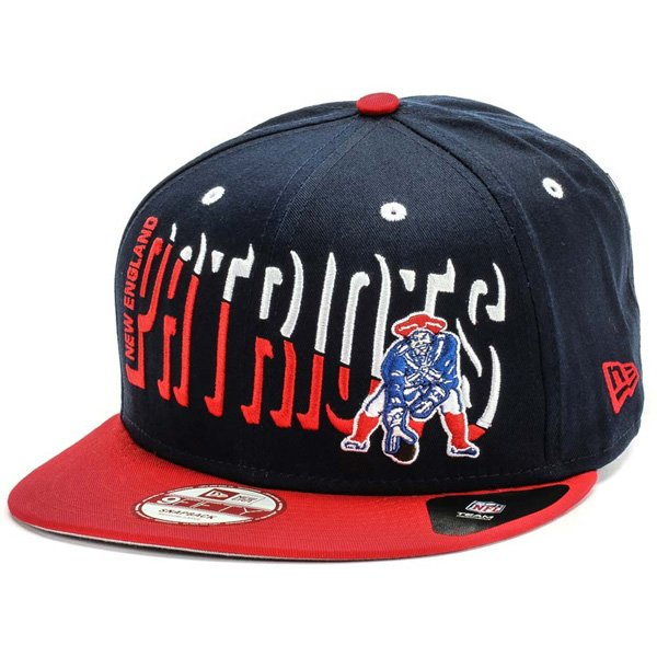 New Era Throwback 9Fifty Splitter Snap Cap