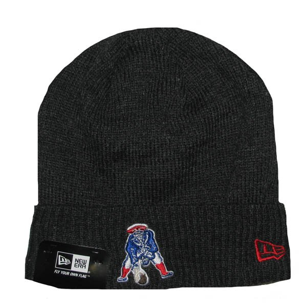 New Era Throwback Thermal Cuffed Knit Hat