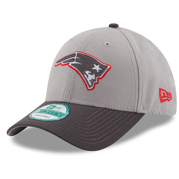 New Era The League 9Forty Cap-Gray