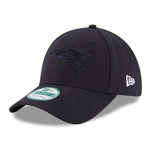 New Era The League Tonal Cap-Navy