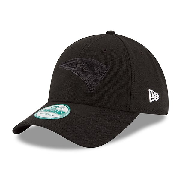 New Era The League Tonal Cap-Black