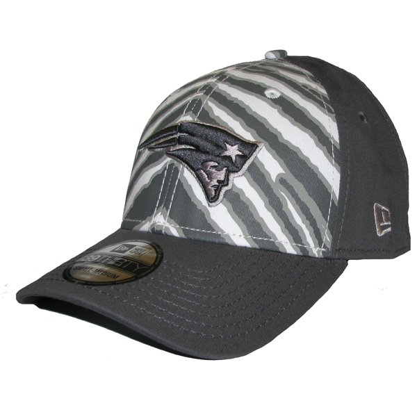 New Era Zebra 39Thirty Cap-Black
