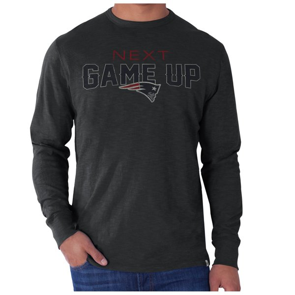 Next Game Up Long Sleeve Scrum Tee