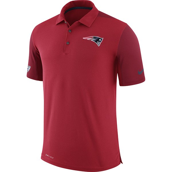 Nike 2017 Team Issue Polo-Red