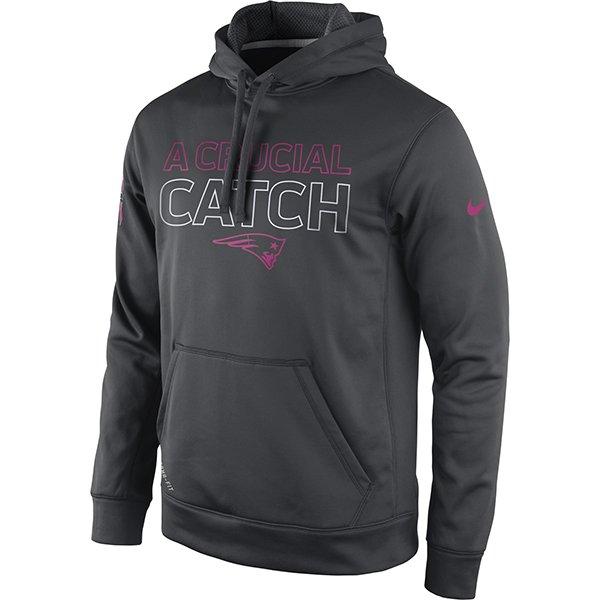 Nike 2015 BCA Hood-Charcoal/Pink