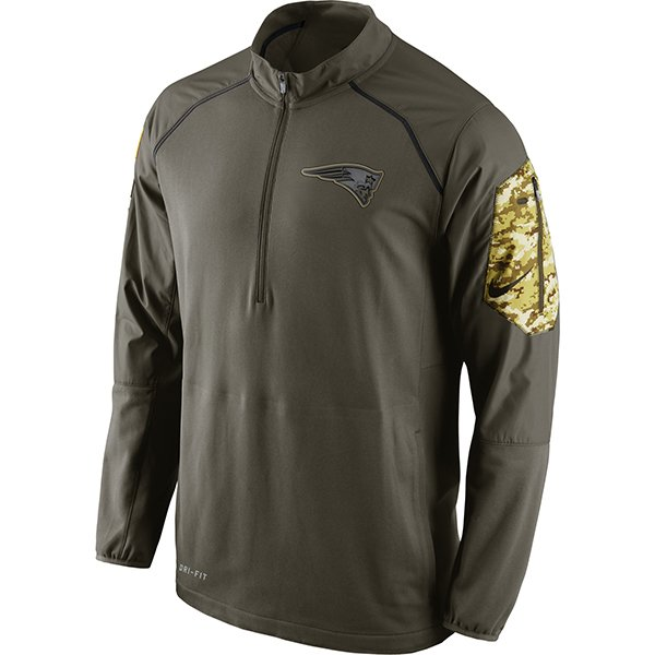 Nike 2015 Salute to Service 1/2 Zip Jacket