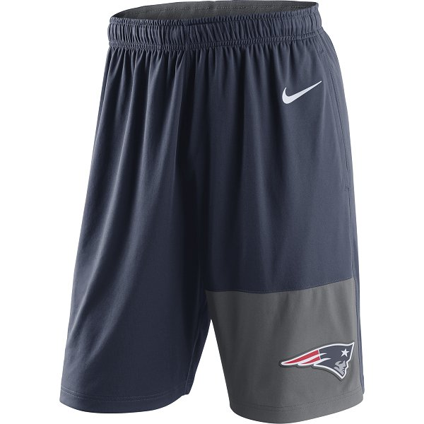 Nike 2016 Dri-Fit Fly Shorts-Navy