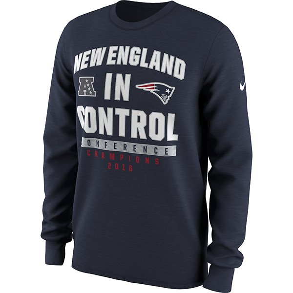 2016 AFC In Control Long Sleeve Tee-Navy