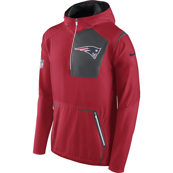 Nike Alpha Fly Rush Jacket-Red