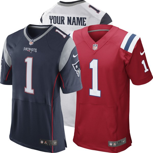 Nike Elite Customized Jerseys