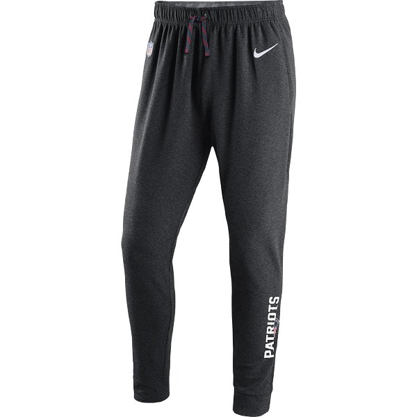 Nike Dri-Fit Touch Fleece Pants-Charcoal