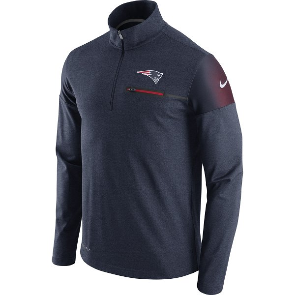 Nike Elite Coach 1/2 Zip Top-Navy