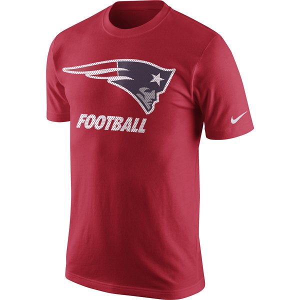Nike Team Facility Tee-Red