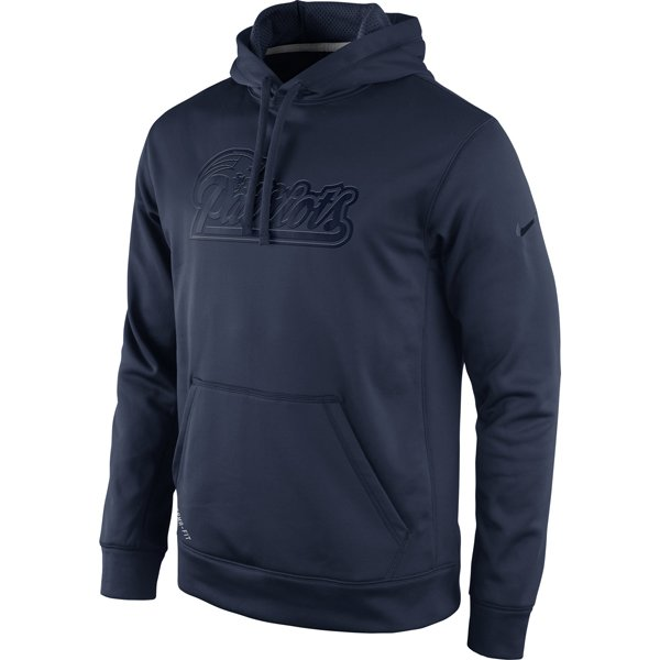Nike KO Drenched Hoody-Navy