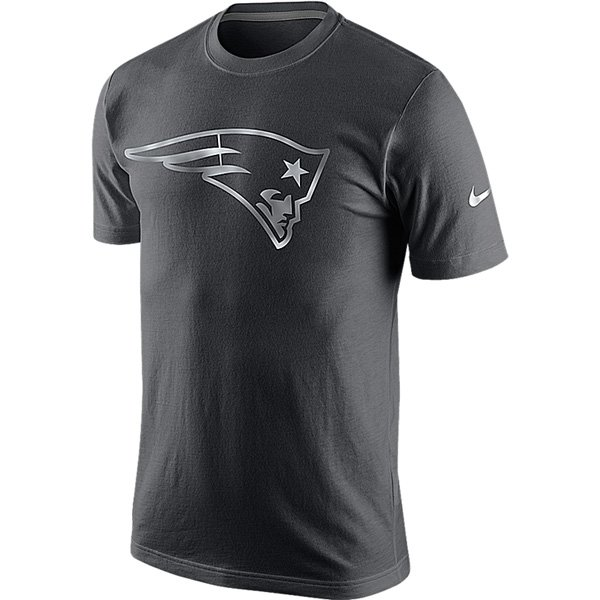 Nike Platinum Tee-Gray
