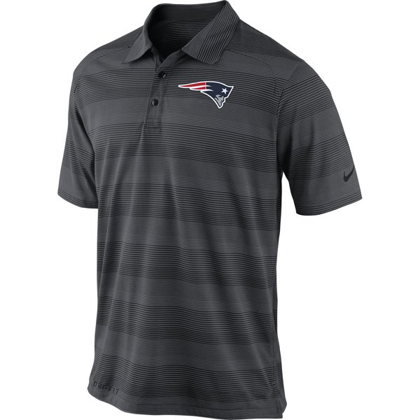 Nike Preseason Polo-Charcoal