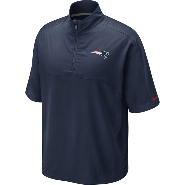 Nike Short Sleeve Hot Jacket-Navy