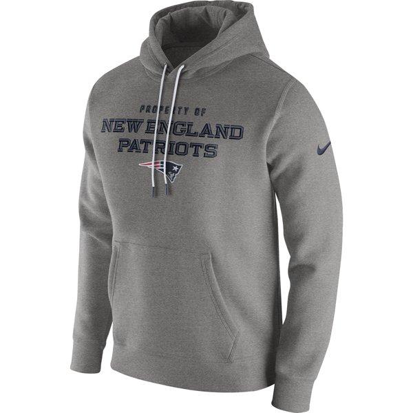 2015 Nike Belichick Hood-Gray