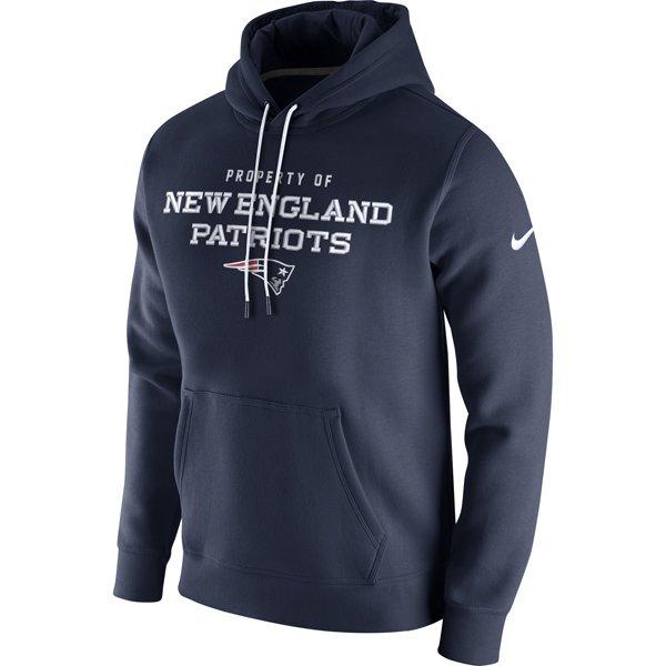 2015 Nike Belichick Hood-Navy