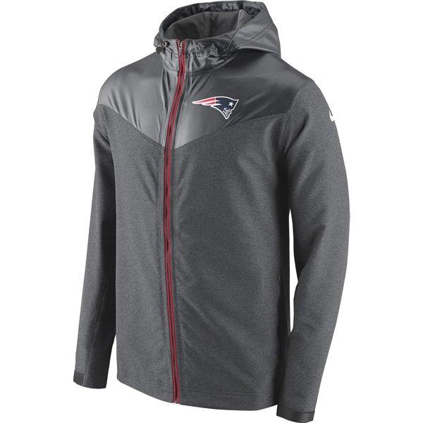 Nike Sweatless Full Zip Jacket-Charcoal