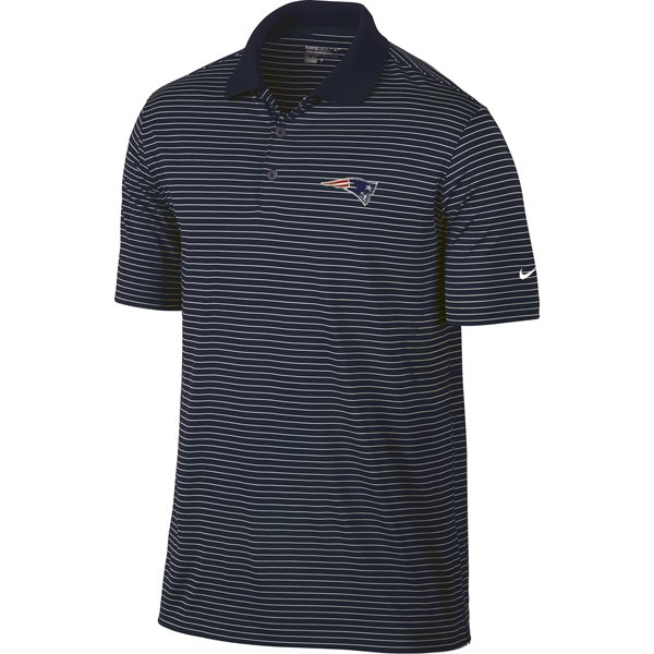Nike Victory Stripe Polo-Navy