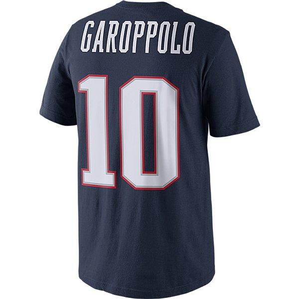 Nike Garoppolo Name and Number Tee