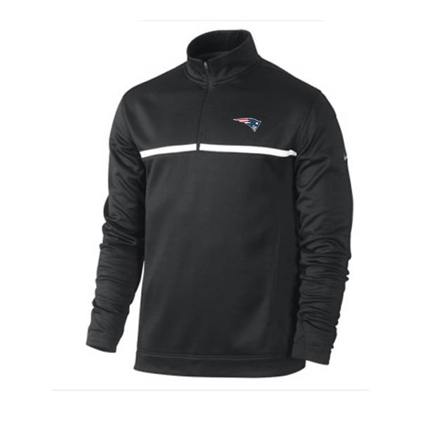 Nike 1/2 Zip Therma-Fit Top-Black