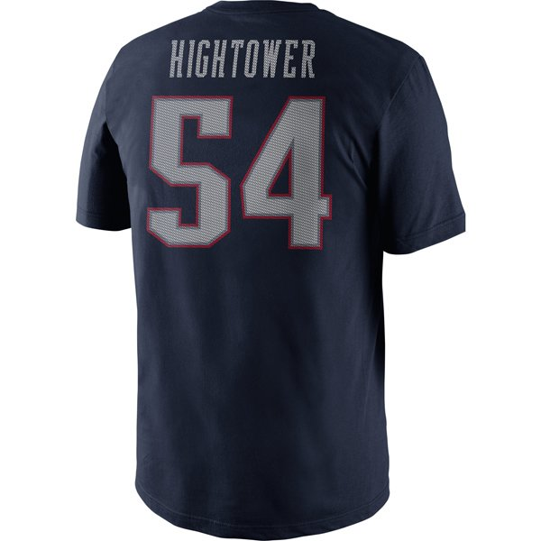 2013 Nike Hightower Name and Number Tee