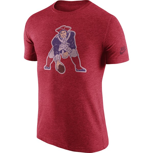 Nike Historic Throwback Tee-Red