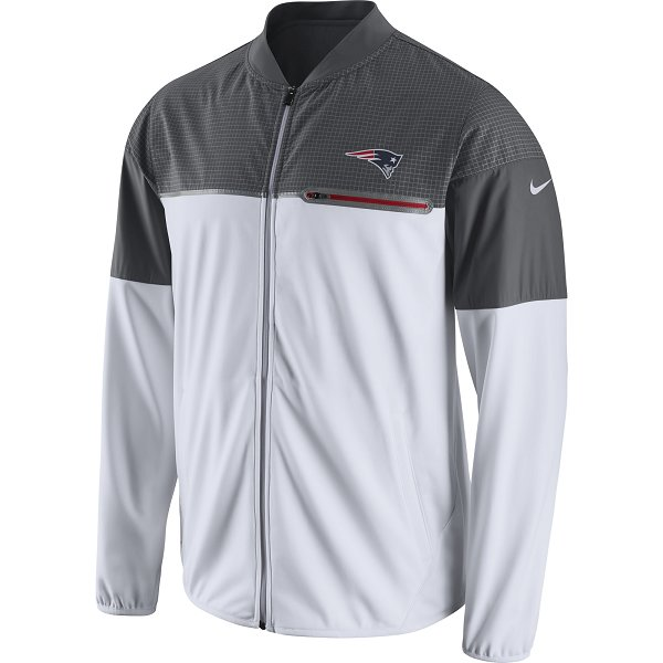 Nike Hybrid Jacket-White/Gray