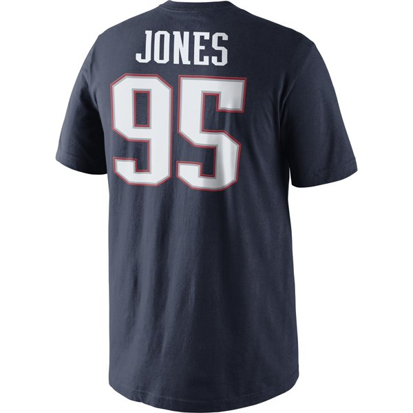 Nike Jones Name and Number Tee