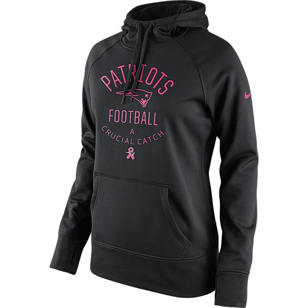 Ladies Nike 2014 BCA Hood-Black