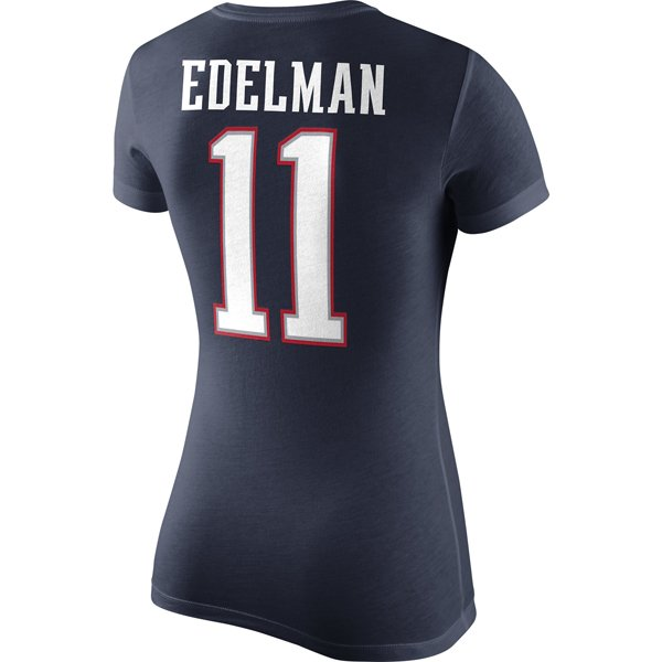 2014 Nike Ladies Edelman Name and Number Tee