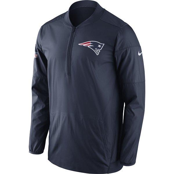 Nike Lock Down Sideline Jacket-Navy