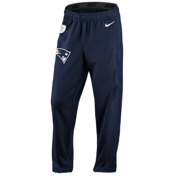 Nike Logo Heavy Sweatpants-Navy