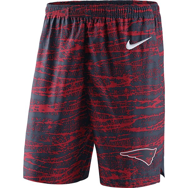 Nike Performance Shield Shorts-Navy/Red