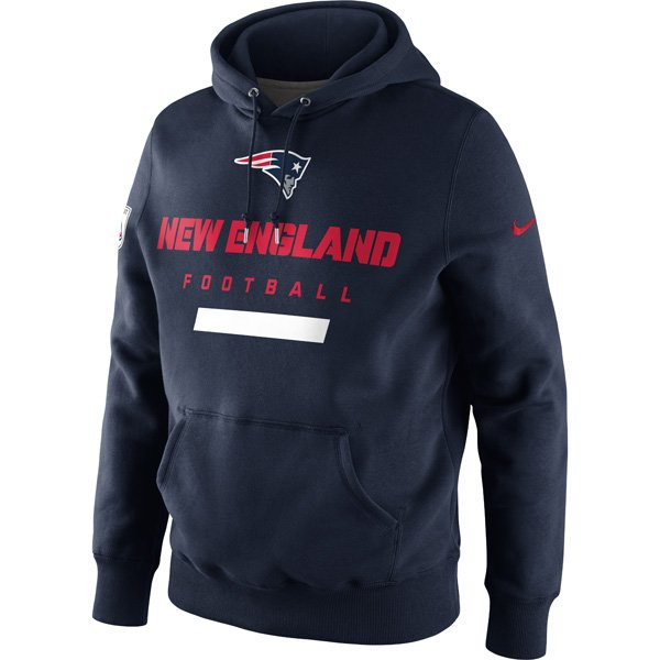 Nike Patriots Property of Hood-Navy