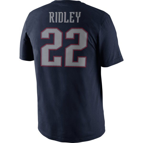 2013 Nike Ridley Name and Number Tee