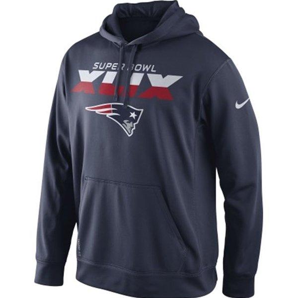 Super Bowl XLIX Logo Hood-Navy