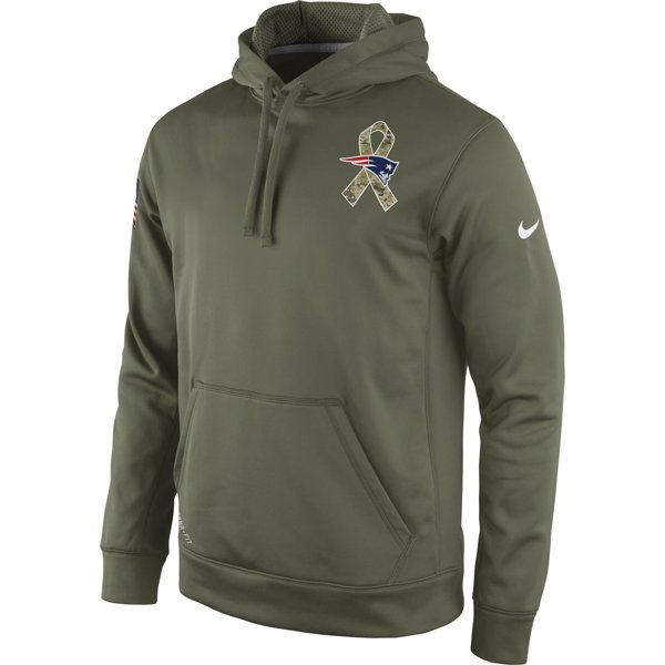 Nike Salute To Service 2014 Hood-Olive