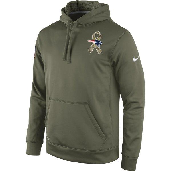 Nike Salute To Service 2014 Hood-Olive