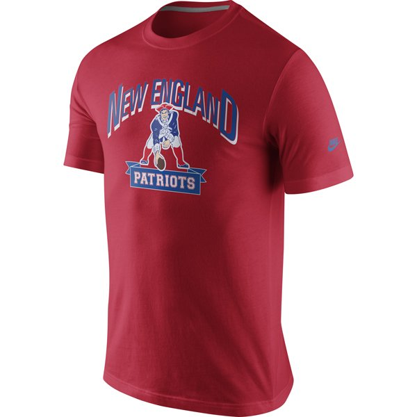 Nike Throwback Rewind Tee-Red