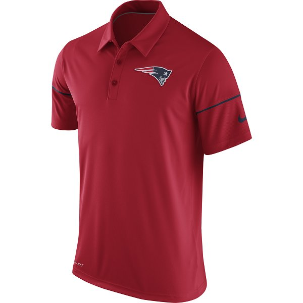 Nike Team Issue Polo-Red