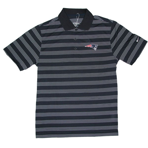 Nike Tech Stripe Polo-Navy