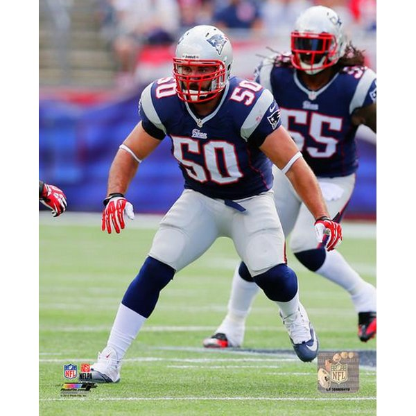 Rob Ninkovich 8x10 Carded Photo