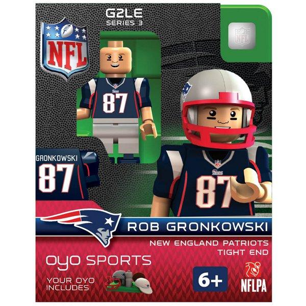 Patriots Rob Gronkowski Oyo Figure