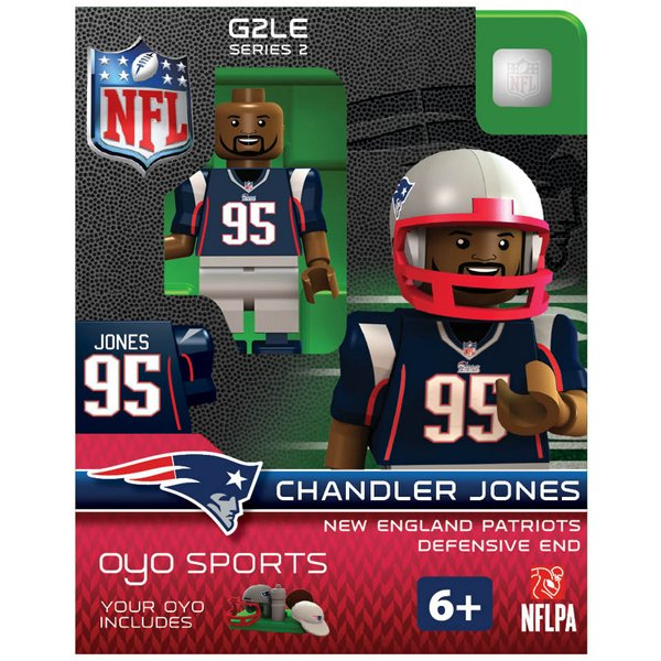 Patriots Chandler Jones Oyo Figure