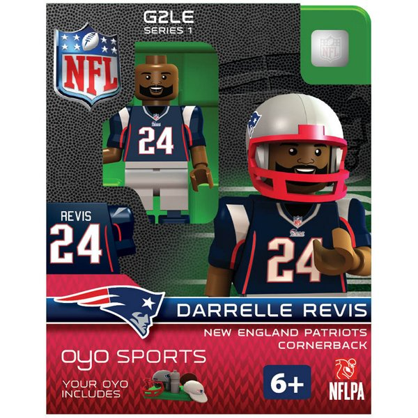 Patriots Darrelle Revis Oyo Figure